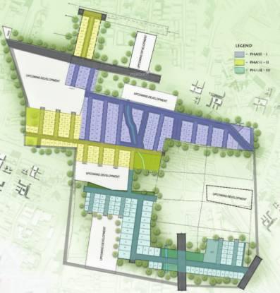 TGH Classic Bulwark Village Site Plan