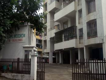 BK Jhala Kapil Woodrow Estate Apartment Elevation