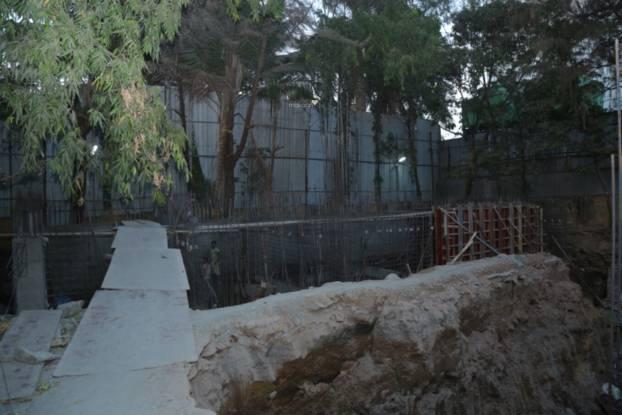 Aayush Poornima Construction Status