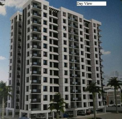 Ambica Arihant Heights Elevation