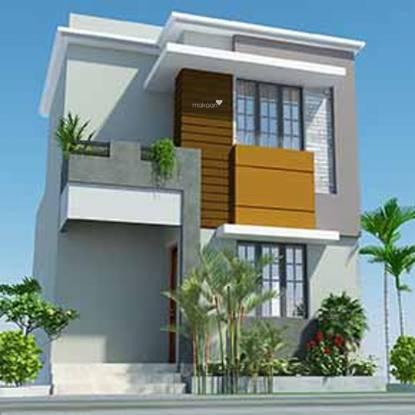 Indira New Town Elevation