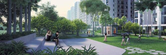 Godrej Seven Amenities