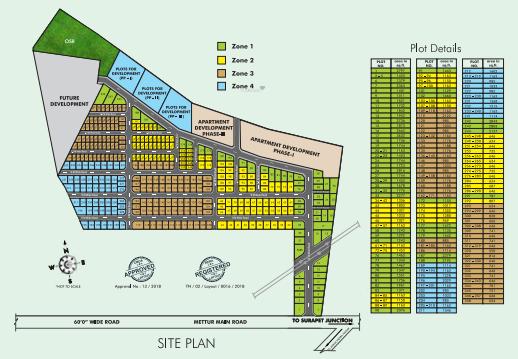 sis-capetown Site Plan