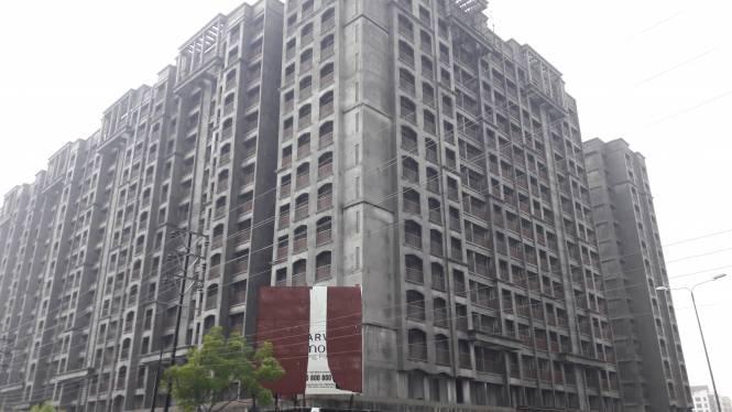 Agarwal Paramount Construction Status