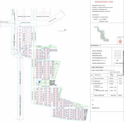 Green City Aerospace County Phase 2 Layout Plan
