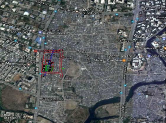 Ruparel Optima Ph 1 Location Plan