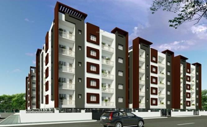 Dream Avenue Apartments Elevation