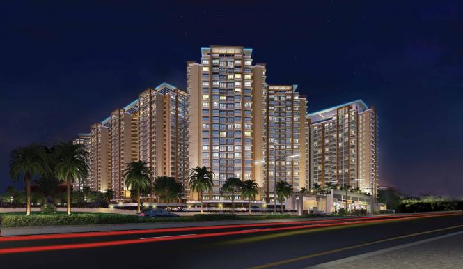 Karnani Ambika Estate Phase 1 Elevation