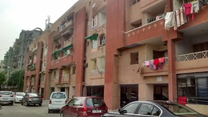 Antriksh Shivalik Apartment Elevation
