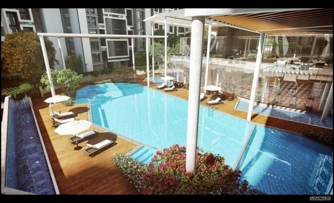 ganga-legend-a4-and-b1 Swimming Pool