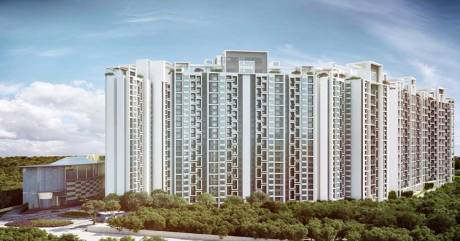 Goel Ganga Legend A4 And B1 Elevation