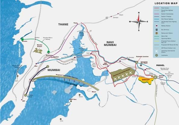 Marathon Nexzone Avior 2 Location Plan