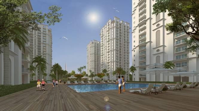Antriksh New Dwarka Residency Elevation