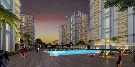 Antriksh New Dwarka Residency Elevation
