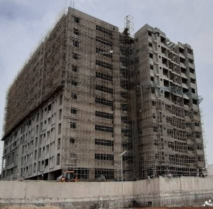 DRA 90 Degrees Construction Status