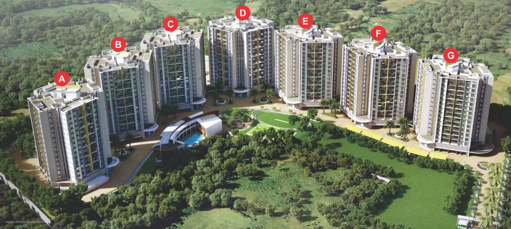 Rama Melange Residences Phase II Elevation