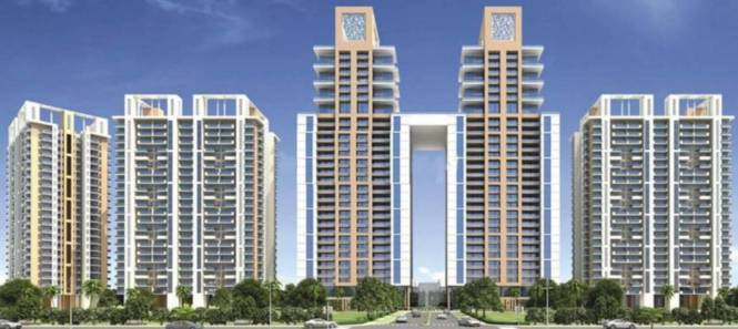 Runwal My City Phase II Cluster 4 Elevation