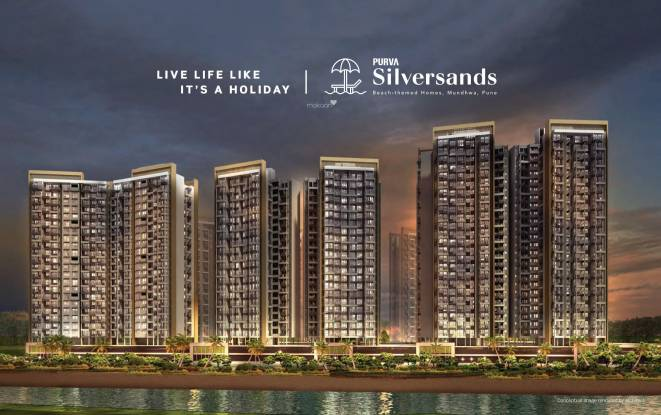 Purva Silversands Phase 2 Elevation