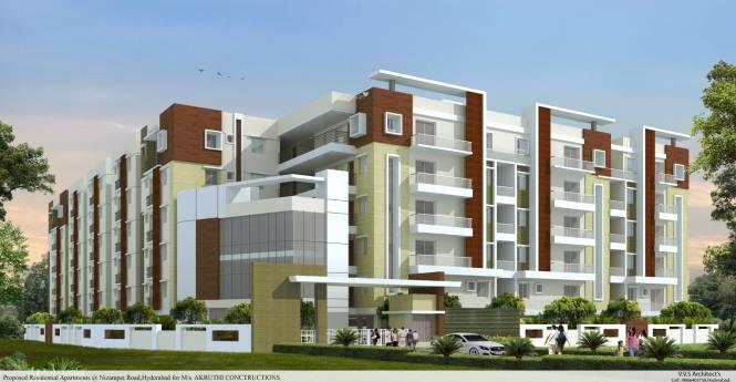 Images for Elevation of Akruthi Akruthis Venkatadri Towers