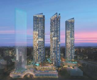 Sheth Auris Serenity Tower 2 Elevation