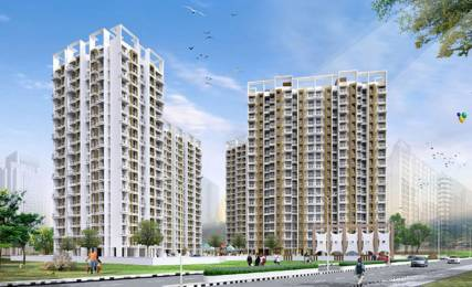 JSB Nakshatra Greens Phase II Elevation