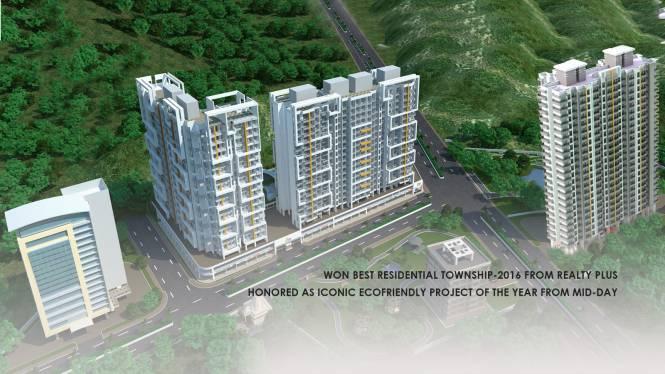 Sanghvi Sanghvi S3 Ecocity Woods Elevation