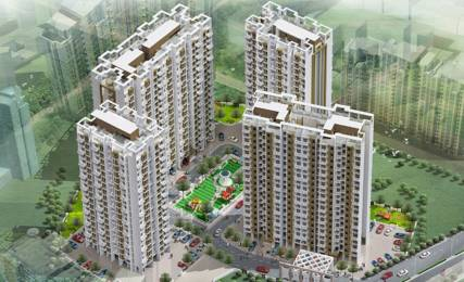JSB Nakshatra Greens 6A 6B 6C And 6E Elevation