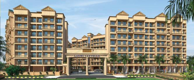 Laxmi Castello Apartment Elevation