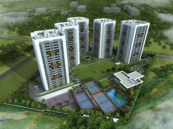 Mittal Pebbles High Mont Phase 1 Elevation