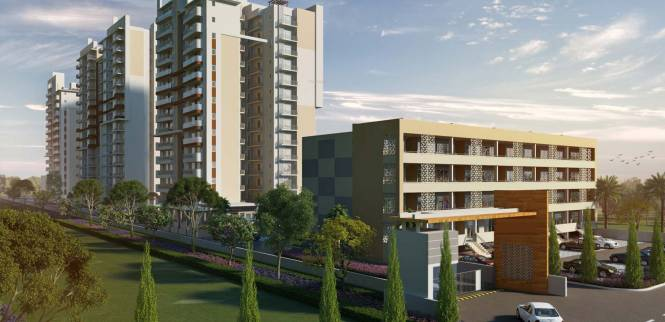 Images for Elevation of Barnala Green Lotus Avenue