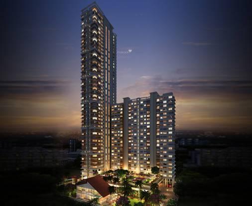Ashar Maple Phase 1 Building No 2 Elevation