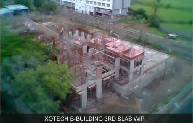 Vascon Xotech Phase 1 Construction Status