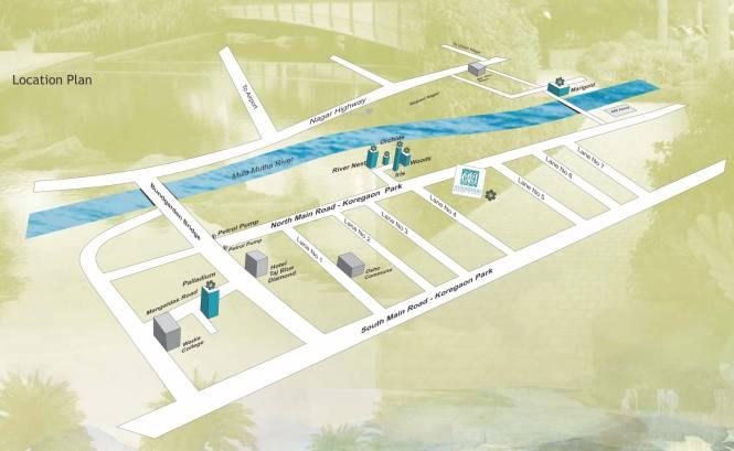 Vascon Windermere Phase 1 Location Plan