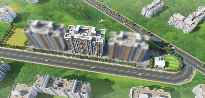 Choice Park Vista Phase 1 Elevation