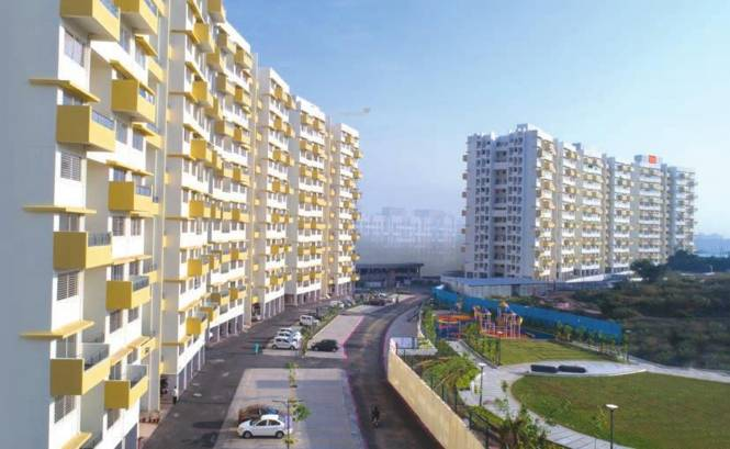Images for Elevation of Kolte Patil Three Jewels Phase 2