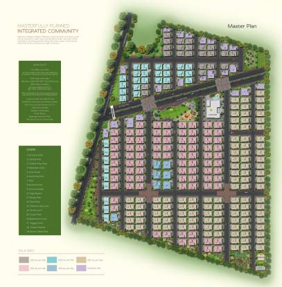 Magna Majestic Meadows Master Plan