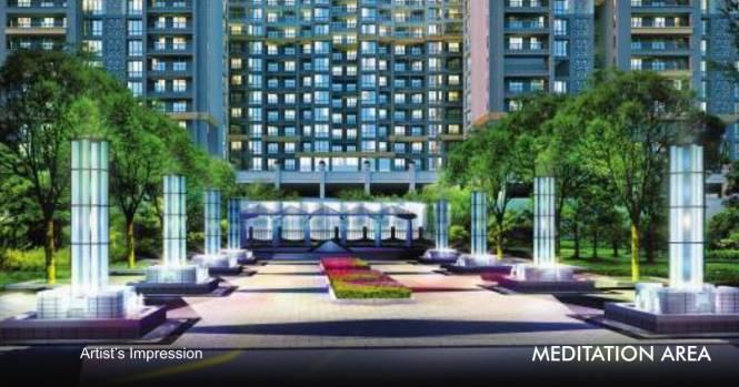 Paradise Sai World City Panvel Amenities