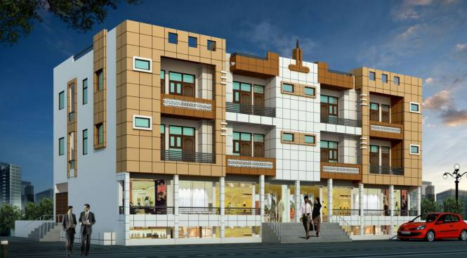 Images for Elevation of Unique Apartments