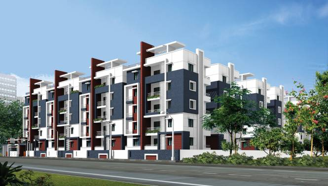 Images for Elevation of  Balaji Ashirvaad Elite