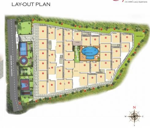 signature Layout Plan