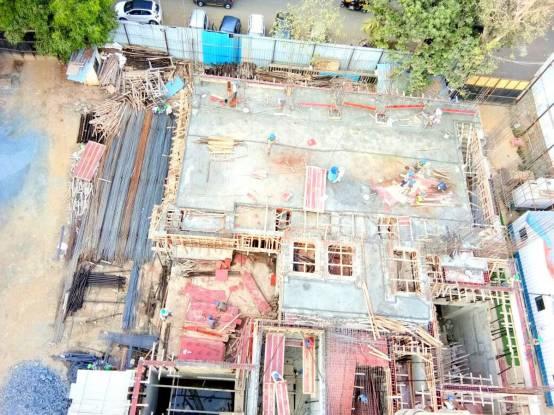 Chandak Stella Construction Status