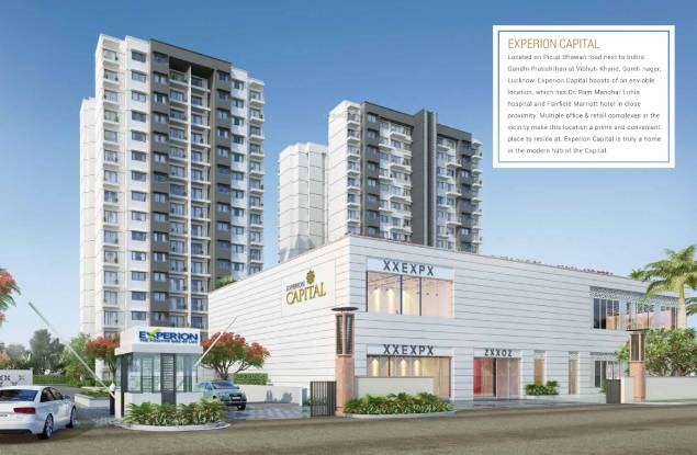Images for Elevation of Experion Capital