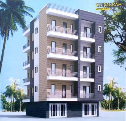 Maa Bhagwati Residency Elevation