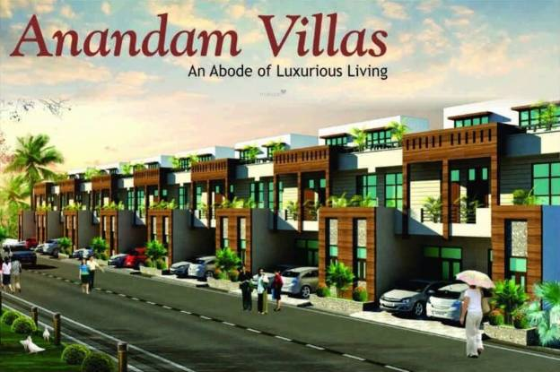 Anandam Villas Elevation