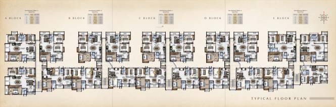Sidvin Grace Cluster Plan