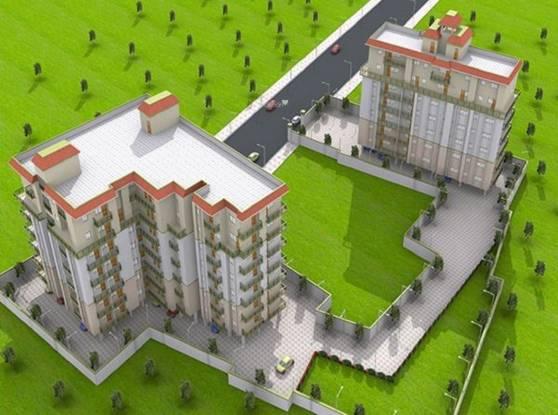 ganpati-residency Elevation