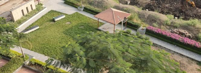 brij-residency Landscaped Gardens