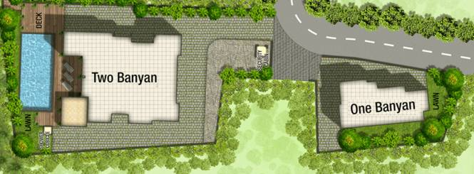 Greenambit The Calissa Layout Plan