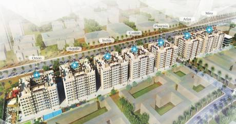 Thakur Galaxy Apartments Elevation