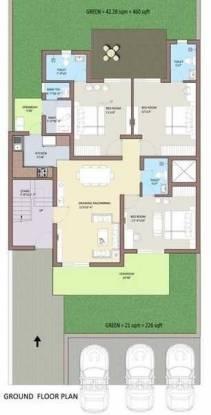 bptp-park-81 Layout Plan